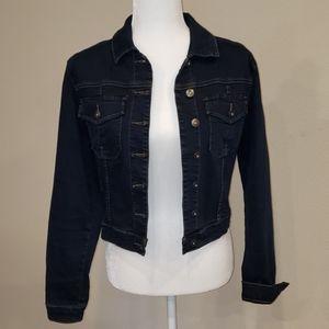 Lila Ryan Bluejean Jacket Small